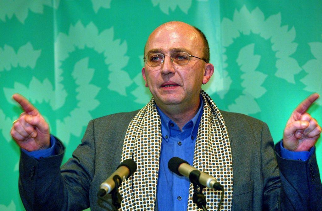 Der ehemalige Landesschef der Grünen, Andreas Braun, ist aus seiner Partei ausgetreten. Foto: Archiv/dpa