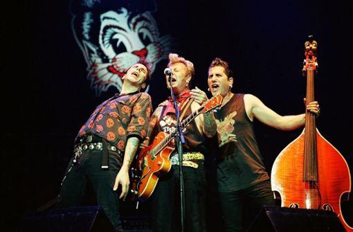 Rockabillyband feiert Jubiläum in Stuttgart