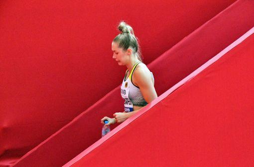 Warum nicht alle deutschen Athleten Weltmeister wurden