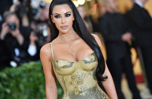 Kim Kardashian ändert  Namen ihrer neuen Modelinie