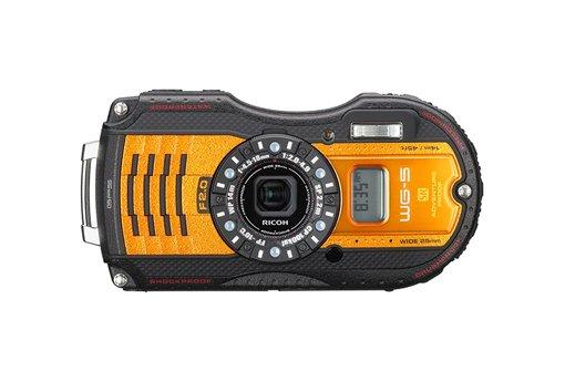 Ricoh WG5 - Die flexible Outdoor-Kamera