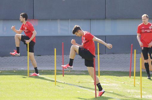 Zwei aus drei: Wer gewinnt das Abwehrlotto des VfB Stuttgart?