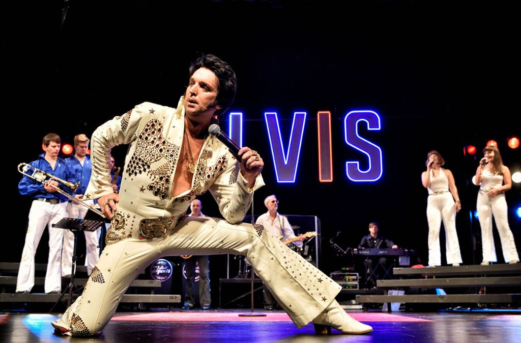 "Das Stück ""Elvis, Comeback!"" steht am 8. April 2019 auf dem Programm. Foto: Patrick Pfeiffer"