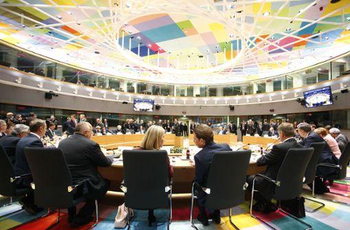 EU und Iran wollen das internationale Atomabkommen retten