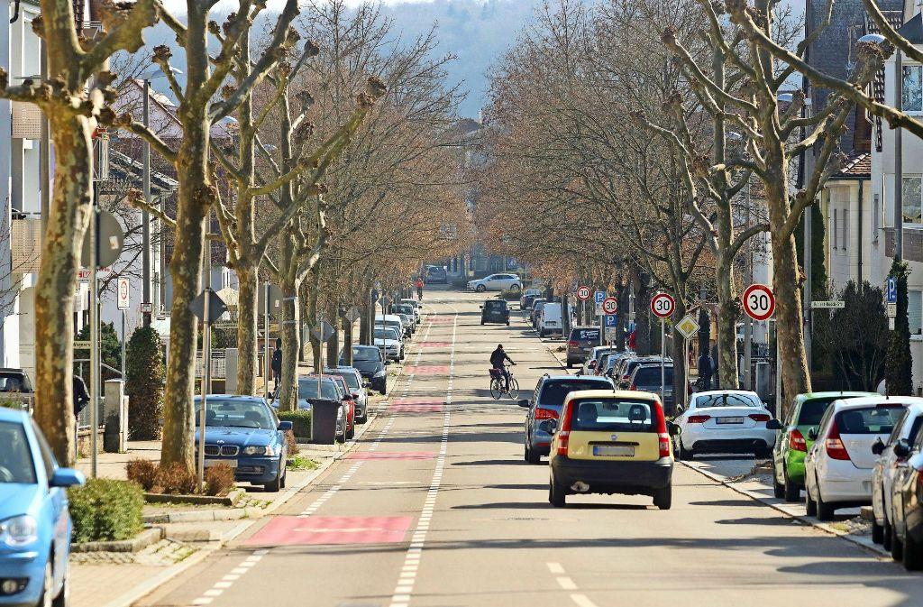 In der Bahnhofstraße schlummert noch viel Potenzial, glaubt die Stadt Renningen. Die innerstädtische Entwicklung soll dort ansetzen. Foto: factum/Granville