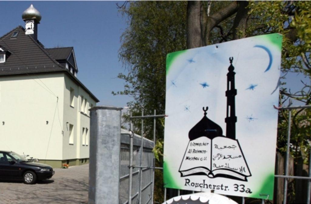 Schwein Moschee