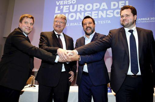 Rechte schmieden Allianz gegen EU