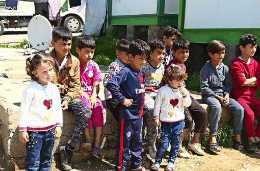 Die verlorenen Kinder von Kurdistan