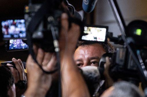 Salvinis Gegner formieren sich