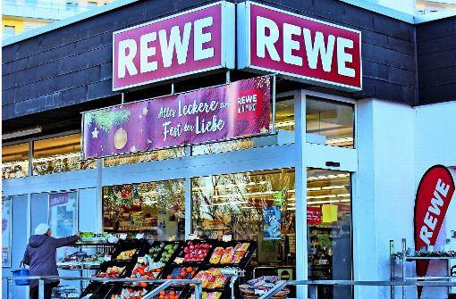 Rewe-Neubau soll in zwei Jahren beginnen