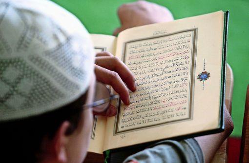 """Moschee-Verein: """"Hier wurde nichts vertuscht"""""""