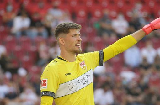 VfB-Keeper reist doch nicht zum Nationalteam