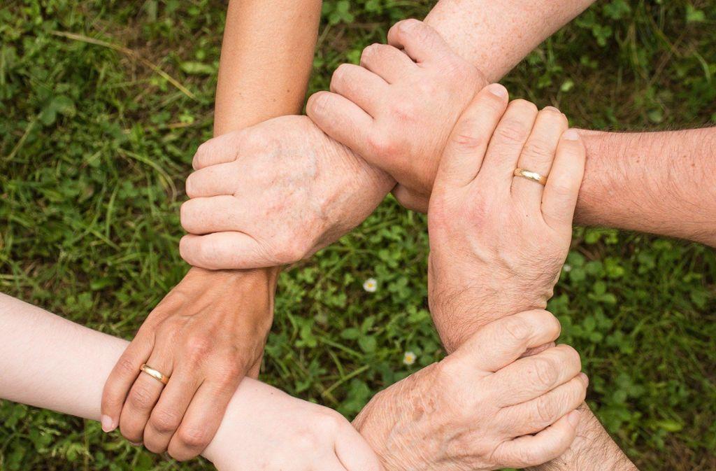 Gemeinsam ist man einfach stärker. Foto: pixabay