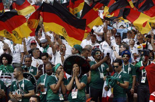 Wegen homophober Rufe: FIFA leitet Verfahren gegen Mexiko ein