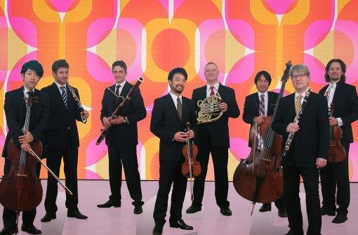 Ludwig Chamber Players treten auf
