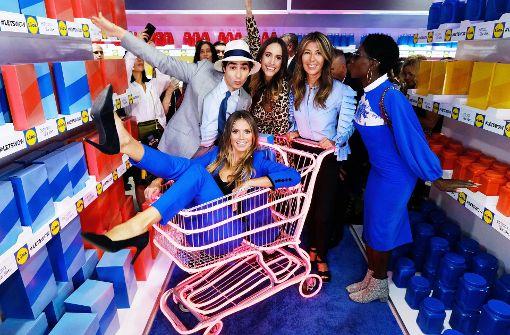 So liefen die Fashionshows von Heidi Klum und Anastacia