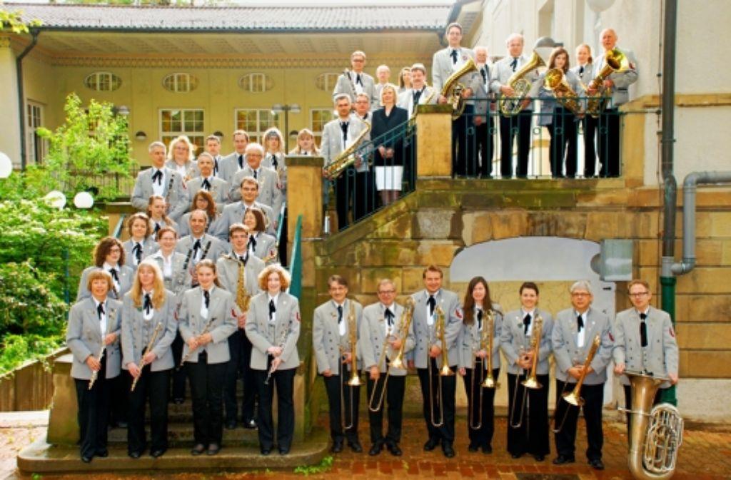 Der Cannstatter Bläserkreis gibt regelmäßig Konzerte. Foto: privat
