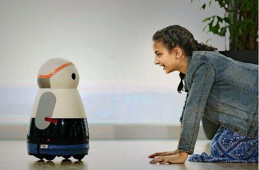Roboter zum Liebhaben