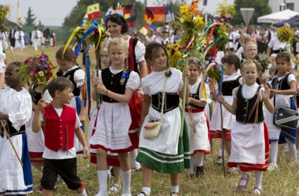Der Markgröninger Schäferlauf ist Jahr für Jahr ein Highlight im Veranstaltungs-Kalender. Foto: dpa