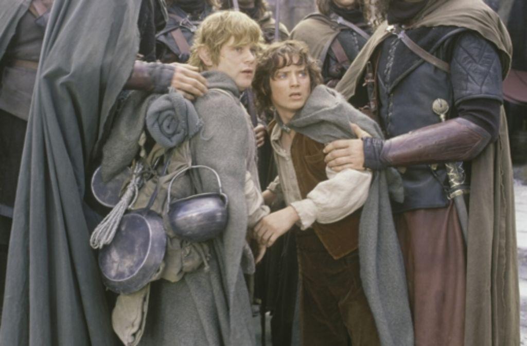 """Die Verfilmung von Tolkiens """"Herr der Ringe"""" wurde zum Kinokassenschlager: Wir stellen Ihnen die Protagonisten in Kurzporträts vor. Foto: Warner Bros."""
