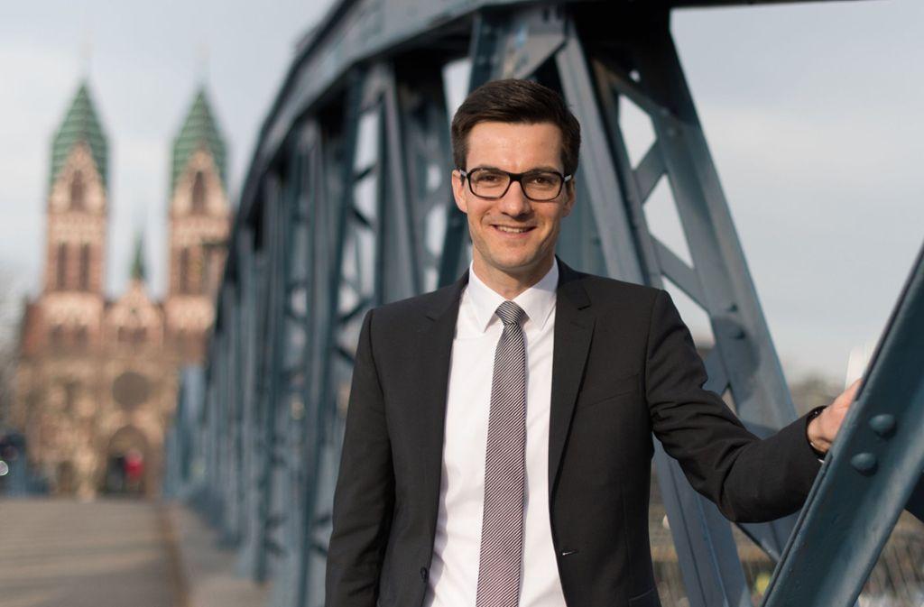 Martin Horn möchte nach Freiburg. Foto: dpa