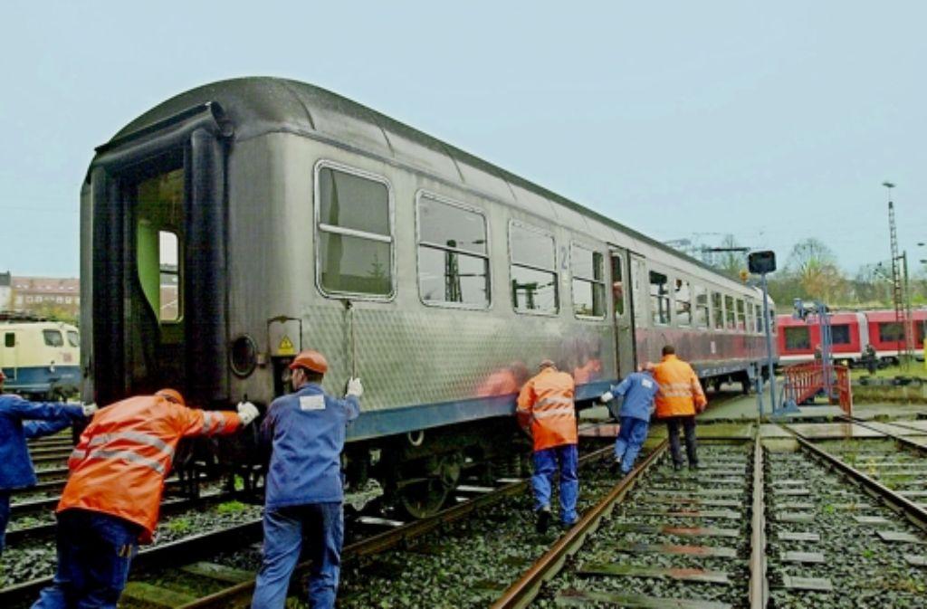 Im Jahr 2000 wurde der letzte Silberling aus der Werkstatt geschoben – bis heute verkehren sie im Südwesten. Foto: dpa