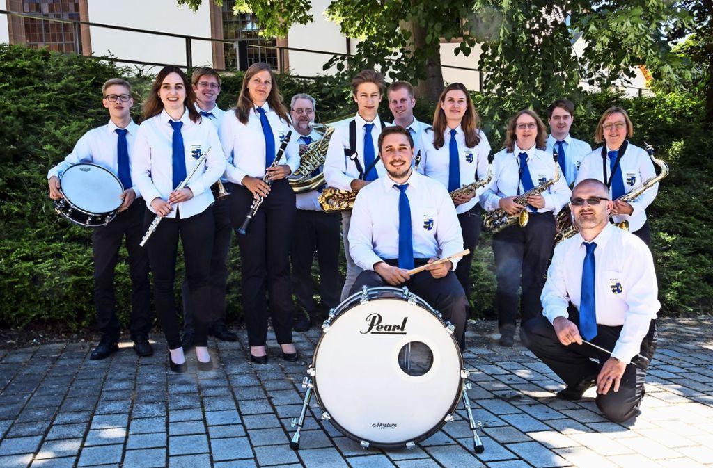 Von der Flöte bis zum Saxophon: Der Musikverein Friolzheim hat sich ganz der Blasmusik verschrieben. Foto: privat