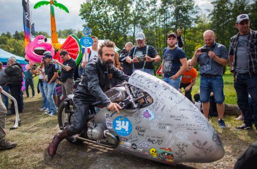 Die größte Motorrad-Familie Europas trifft sich