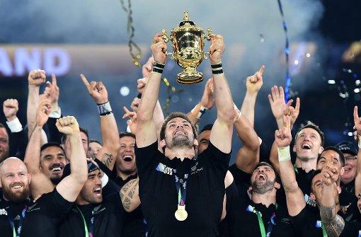 Rugby: Der schwarze Block