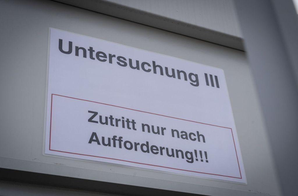 Im Landkreis Ludwigsburg gibt es seit Anfang dieser Woche eine mobile Corona-Teststation für Alten- und Pflegeheime. Foto: factum/Jürgen Bach