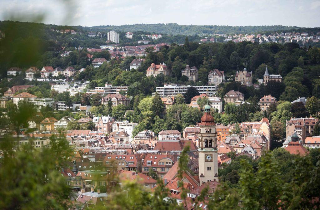 Die Wohnungsnot ist auch in Stuttgart spürbar. Foto: Lichtgut/Max Kovalenko