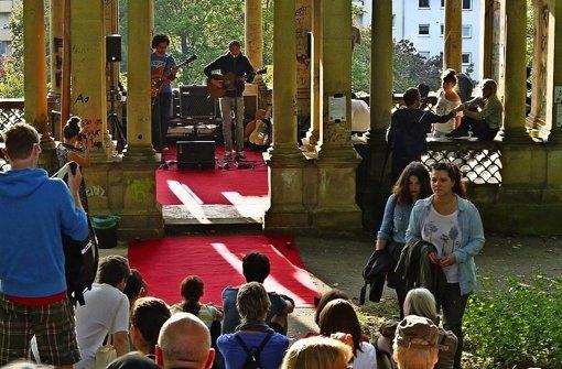 Occupy Villa Berg ist bald Geschichte