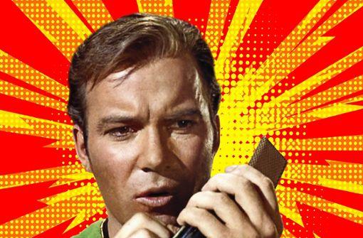 Hat Captain Kirk das Handy erfunden?