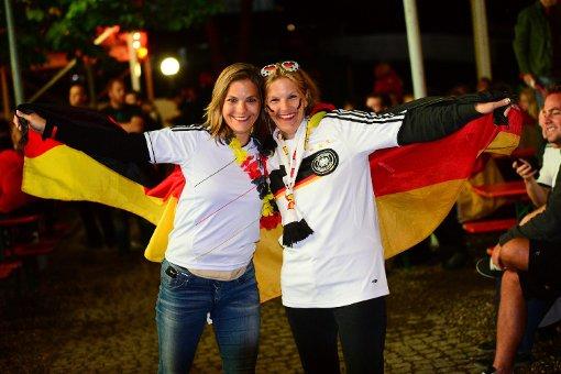 WM-Party vom Sutsche bis zur Theo