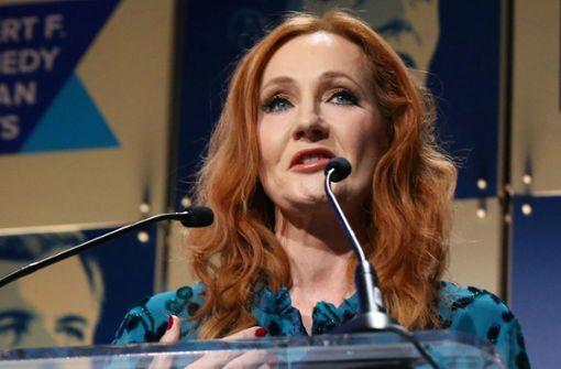 Der Druck auf J. K. Rowling wächst