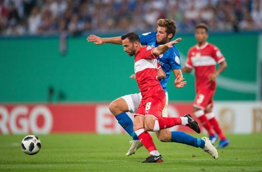 So lief der DFB-Pokal für den VfB seit 2009