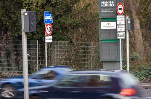 Fahrverbot spaltet Grüne und CDU