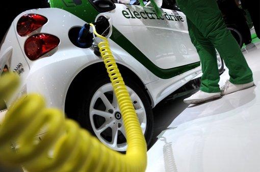Debatte über 500 Elektroautos