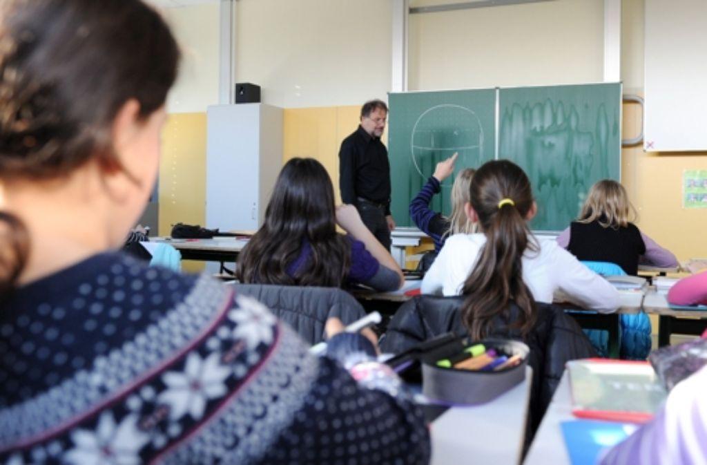 Bildungspolitik ist ein heiß diskutiertes Thema im baden-württembergischen Landtag. Foto: dpa