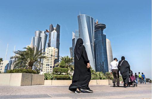 So baut Katar am deutschen Gottesstaat