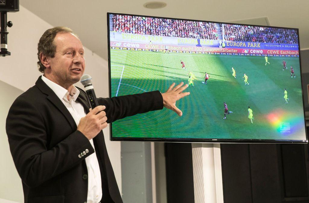 Videobeweis-Chef Hellmut Krug sieht sich schweren Vorwürfen ausgesetzt. (Archivbild) Foto: dpa