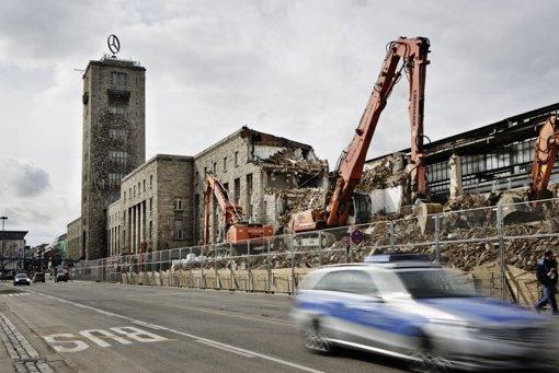 Bau des  Tiefbahnhofs beginnt 2013