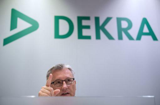 Dekra will Zugriff auf Fahrzeug-Daten