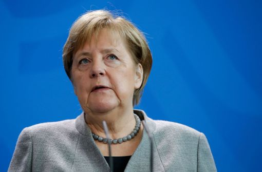 Merkel hält Verschärfung von Maßnahmen derzeit  für nicht nötig