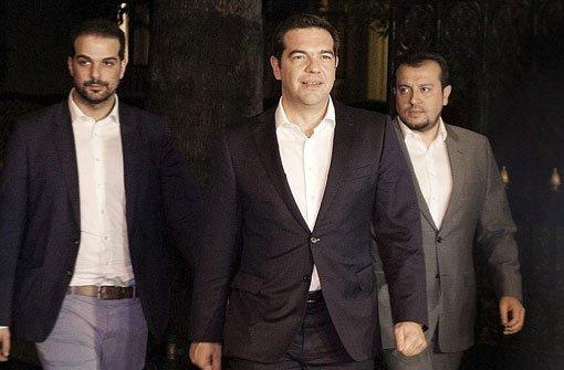 Tsipras fordert neue Zugeständnisse