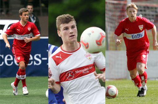 Diese VfB-Spieler sind bereits ausgezeichnet