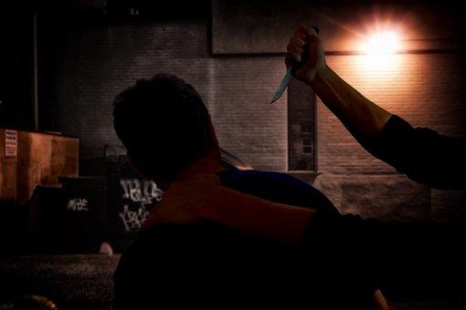 5.6.: Mit Messer auf Mann losgegangen