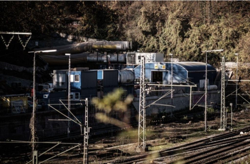 Die Belüftungsanlagen sind zu laut, das sagen Bahn und Anwohner nun gleichermaßen. Foto: Lichtgut/Leif Piechowski