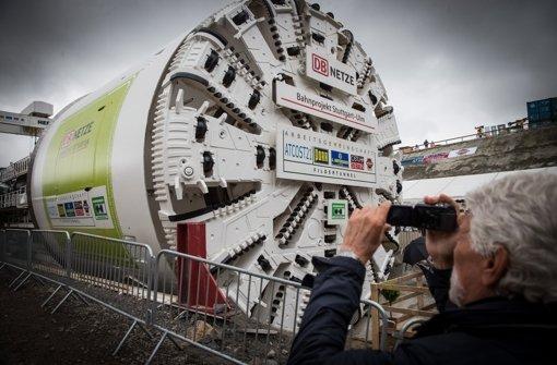 Der Fildertunnel wird bereits gegraben. Über den Filderabschnitt von Stuttgart21 wird seit Montag diskutiert. Foto: Achim Zweygarth
