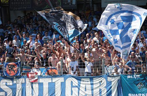 Urlaub nehmen für die Stuttgarter Kickers